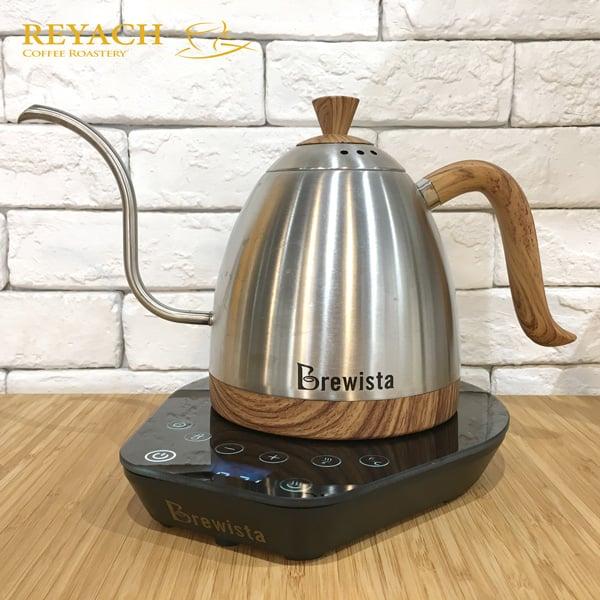 Brewista Artisan 600ml 細長嘴可調溫不銹鋼電水壺