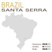 Brazil – Santa Serra (Natural)