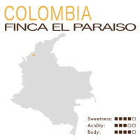 Colombia – Cauca Finca El Paraiso (Double Anaerobic Poppy Mint)
