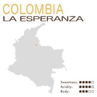 哥倫比亞 – 希望莊園 (日曬)
