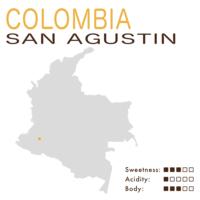 哥伦比亚 – 圣奥古斯丁 (水洗)