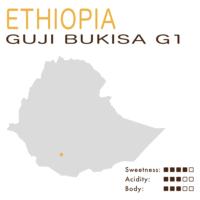 埃塞俄比亞 – 西達摩 – 古吉 – Bukisa Genet G1 (日曬)