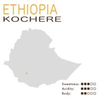 埃塞俄比亞 – 耶加雪菲 – 科契爾 (水洗)