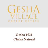 Gesha Village 瑰夏莊園 Chaka (日曬) – 瑰夏 (藝妓)