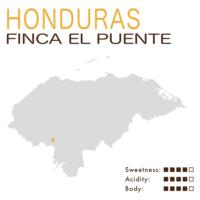 Honduras – Marcala Finca El Puente (Washed)
