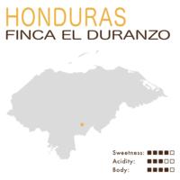 Honduras – Paraiso Finca El Duranzo (Honey)