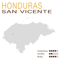 Honduras – San Vicente (Washed)