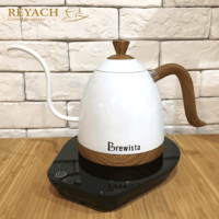 Brewista Artisan 600ml Gooseneck Variable Kettle – Pearl White