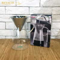 Hario V60 Metal Drip Decanter