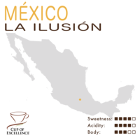 Mexico COE #4 – La Ilusion (Washed)