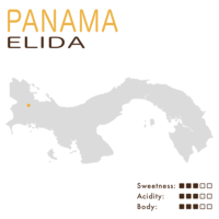 Panama – Elida (Honey)