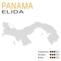 巴拿馬 – 伊利達 (蜜處理)