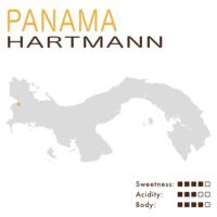 巴拿马 – 哈特曼庄园 – 黑酒 (日晒)