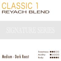經典 1 (Reyach 拼配品味)