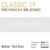 Classic 1.5 – Reyach Blend