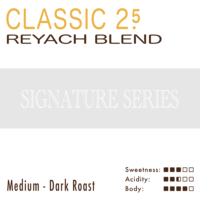 經典 2.5 (Reyach 拼配品味)